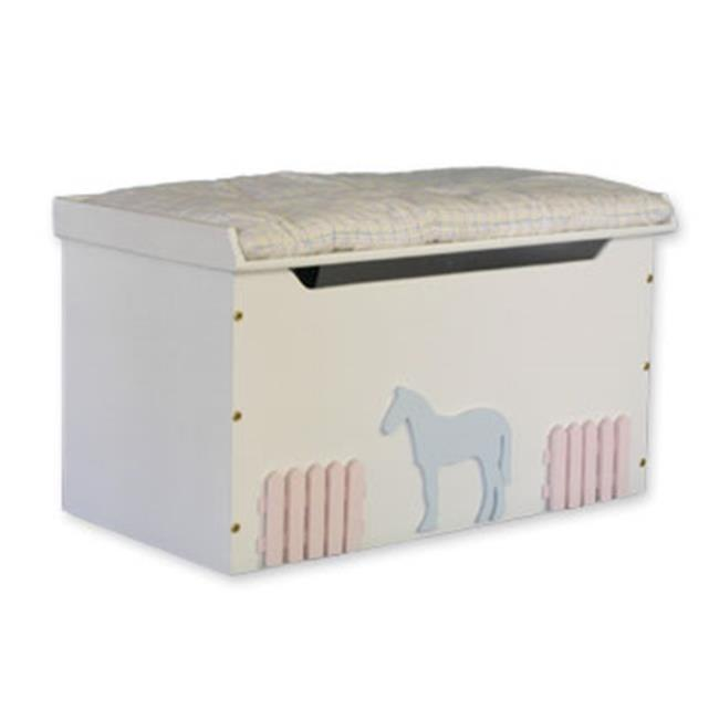Just Kids Stuff Horse Toy Chest by Just Kids Stuff