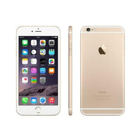 Refurbished Apple iPhone 6 16GB, Gold - Unlocked