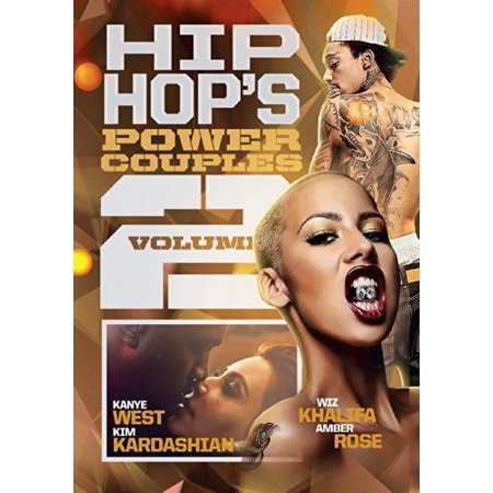 Hip Hop's Power Couples 2 (DVD)](It's A Hip Hop Halloween Night)