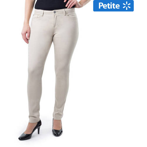 Jordache Women's Plus-Size Skinny Jeans, Available in Regular and ...