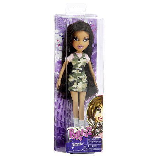 Bratz Bratz Dolls Blitz Yasmin Army Print Dress By MGA by