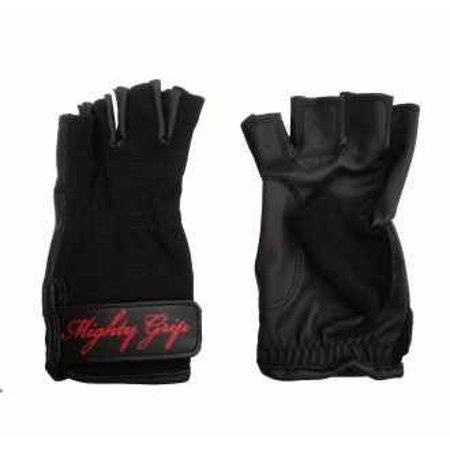 X-Small Not Tacky Black Pole Dance Gloves by Mighty Grip ()