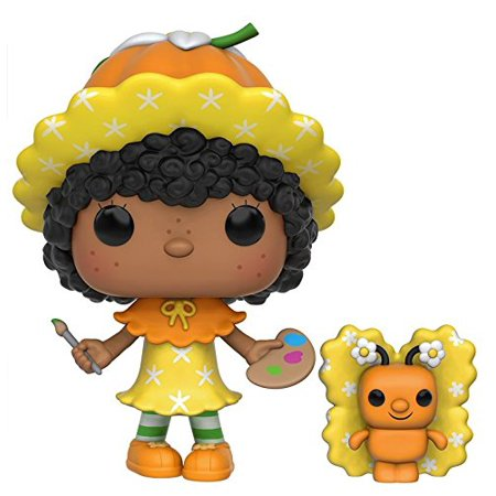 POP Animation: Strawberry Shortcake - Orange Blossom & Marmalade Action Figure, Action Scented Shortcake Cheesecake Friends Exclusive Tattoo.., By FunKo for $<!---->