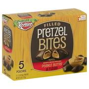 Keebler Peanut Butter & Fudge Filled Pretzel Bites, 1.2 Oz., 5 Count