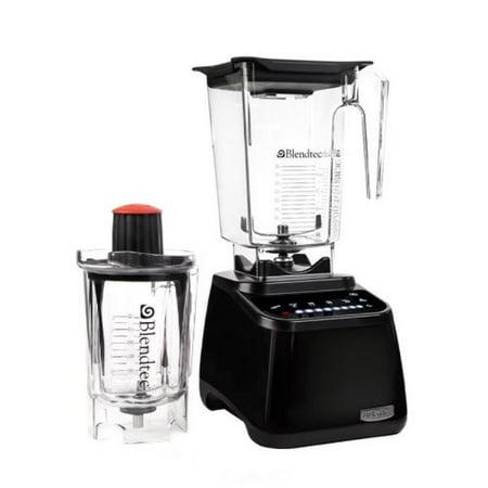 Blendtec 1003233 Designer Series Blender with Wildside and Twister Jar, Black