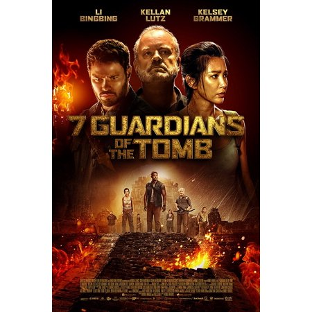 Mill Creek Studios 7 Guardians Of The Tomb Dvd Std Ws