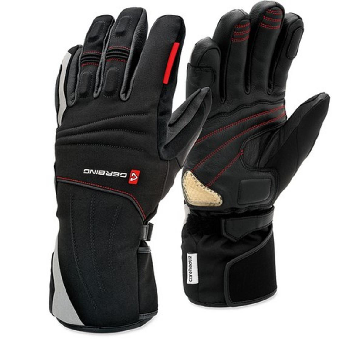 Gerbing EX Heated Gloves - 12V Motorcycle
