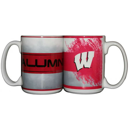 Badgers Freezer Mug Wisconsin Badgers Freezer Mug