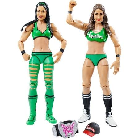 WWE Brie & Nikki Bella Figures - Nikki Bella Birthday