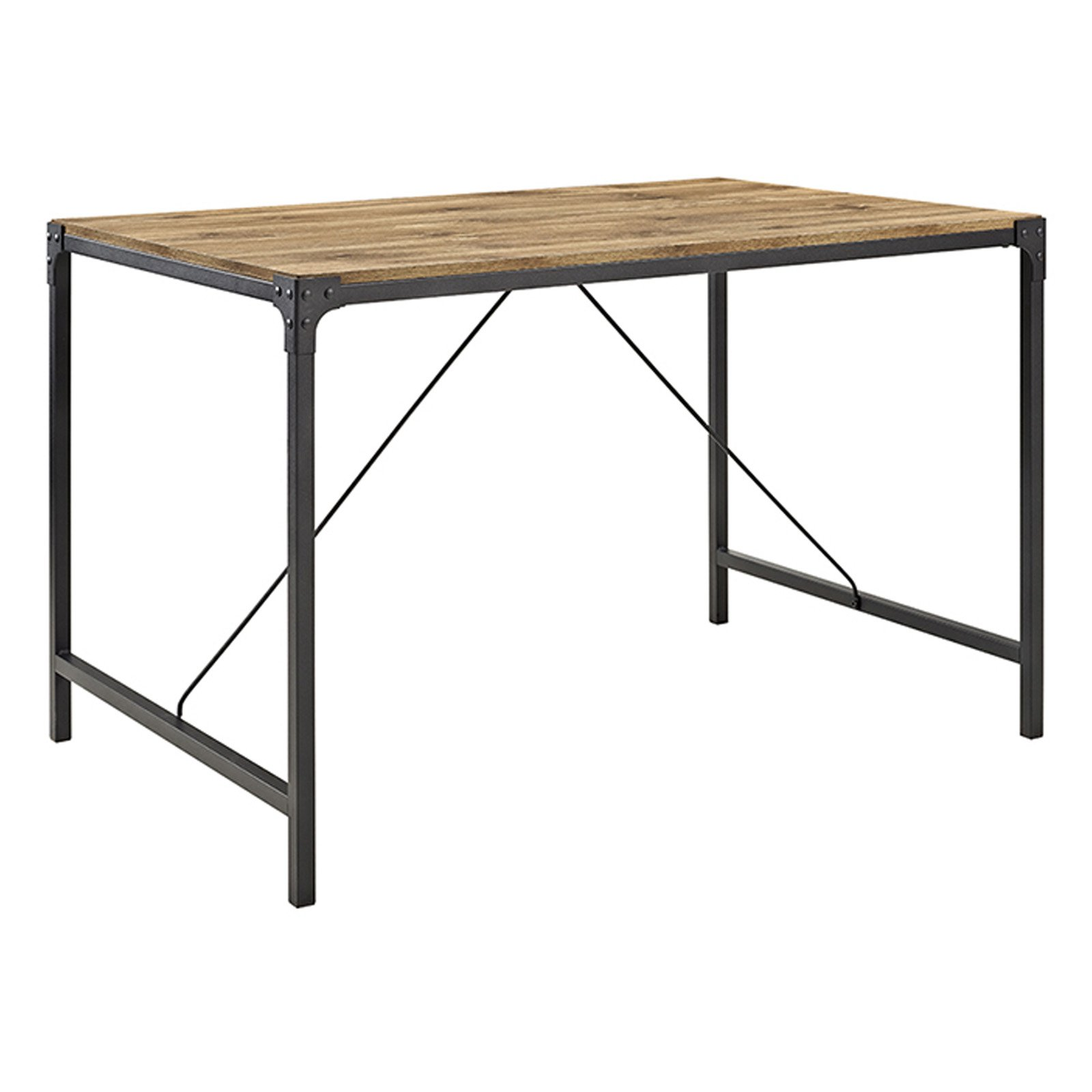 Walker Edison Angle Dining Table