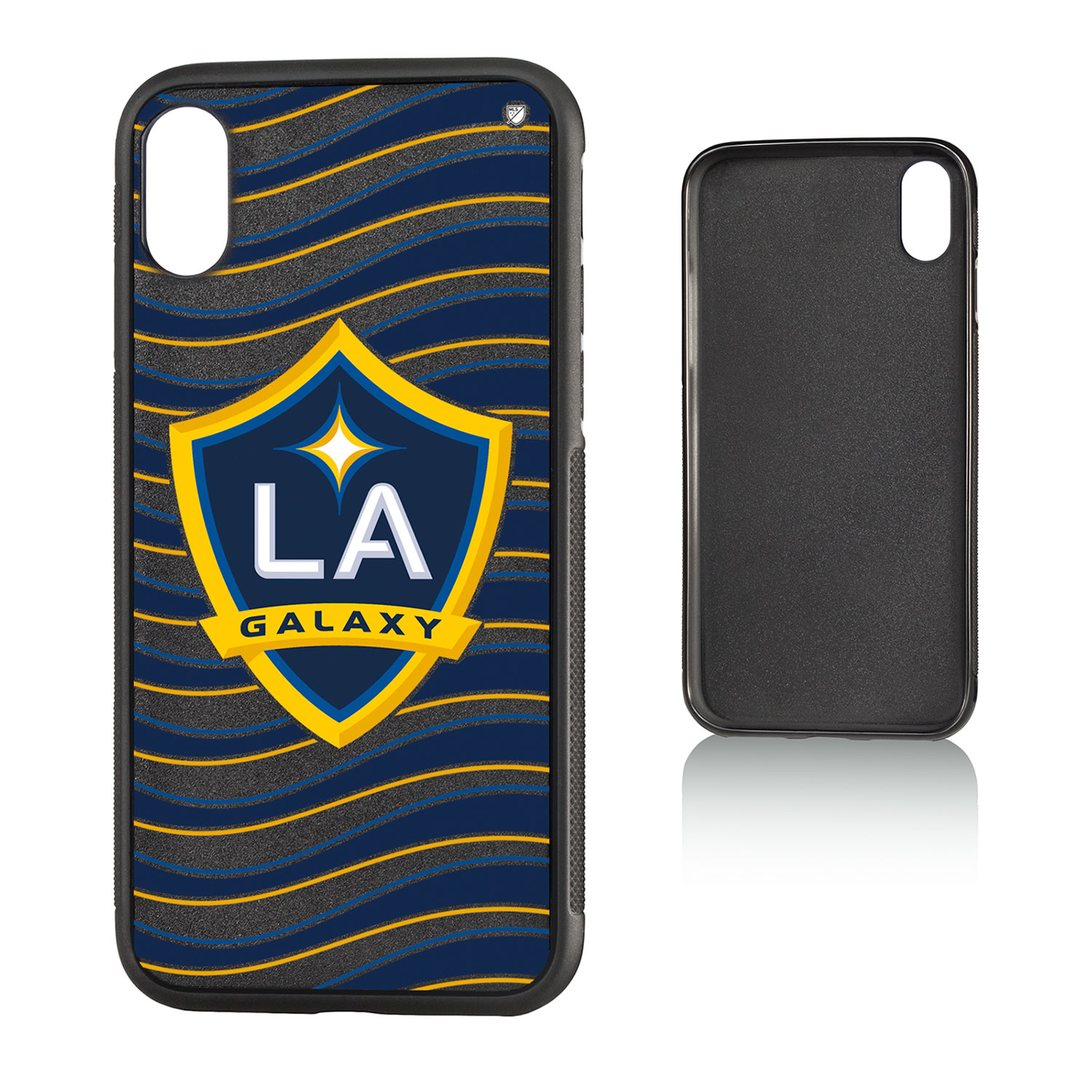 Los Angeles Galaxy GALAXY Wave Bump Case for iPhone X