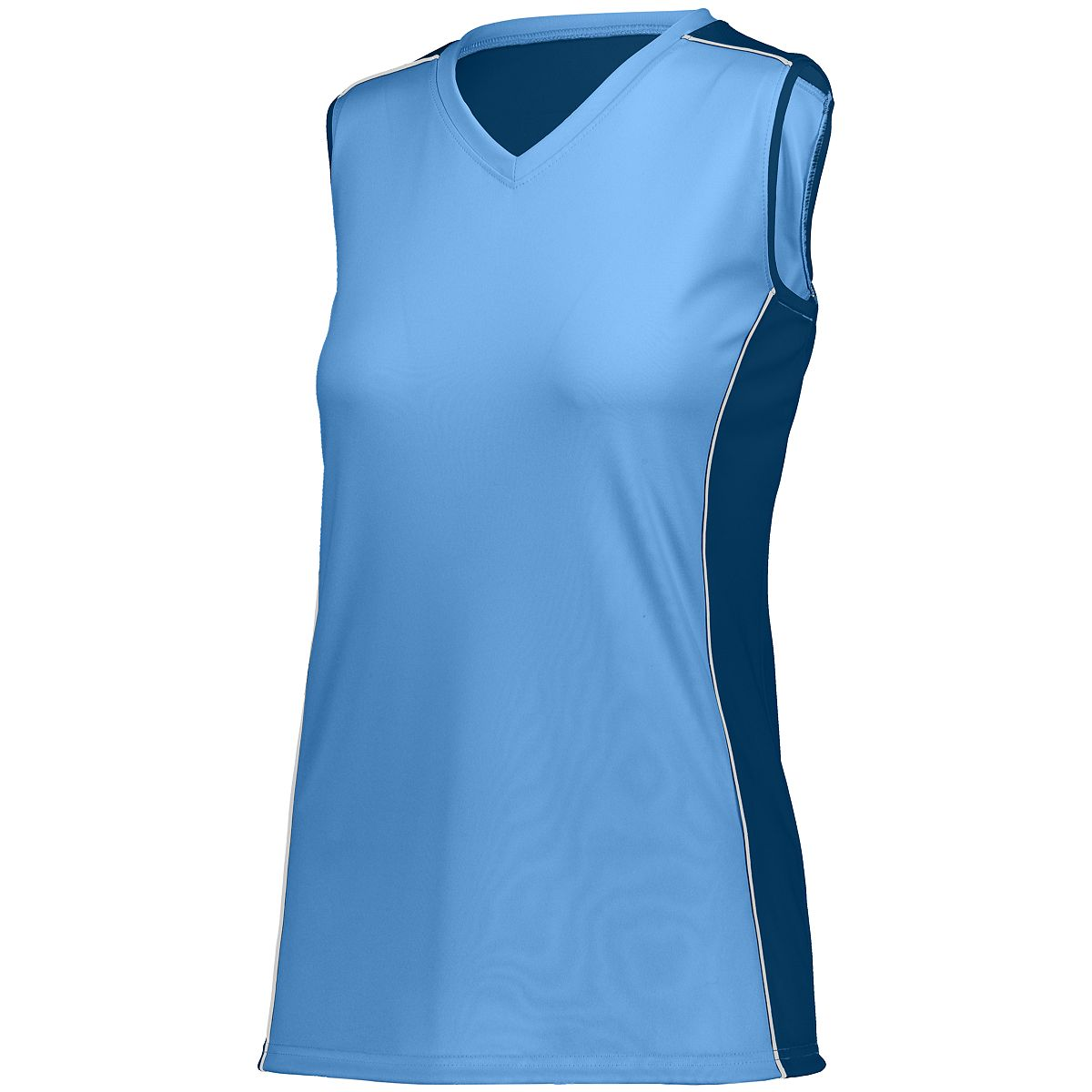 Augusta Ladies Paragon Jersey Cb/Nv/Wh Xl - image 1 of 1