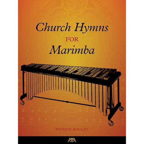 Church Hymns for Marimba by
