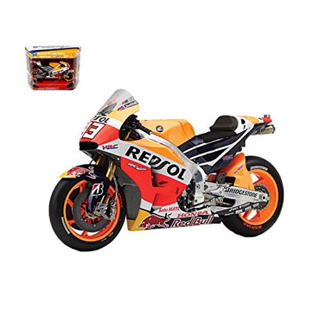 Speeder Bike Model (Repsol Honda Team RC213V #93 Marc Marquez Race Bike 1/12 Scale Model Replica, Model : HONDA RC213V By NewRay )