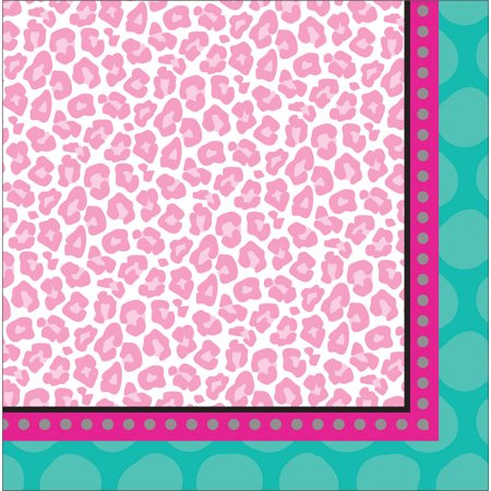 Sparkle Spa Party Napkins, 16pk - Sparkle Party