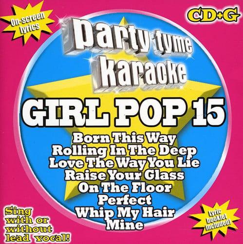 Party Tyme Karaoke: Girl Pop, Vol. 15 by