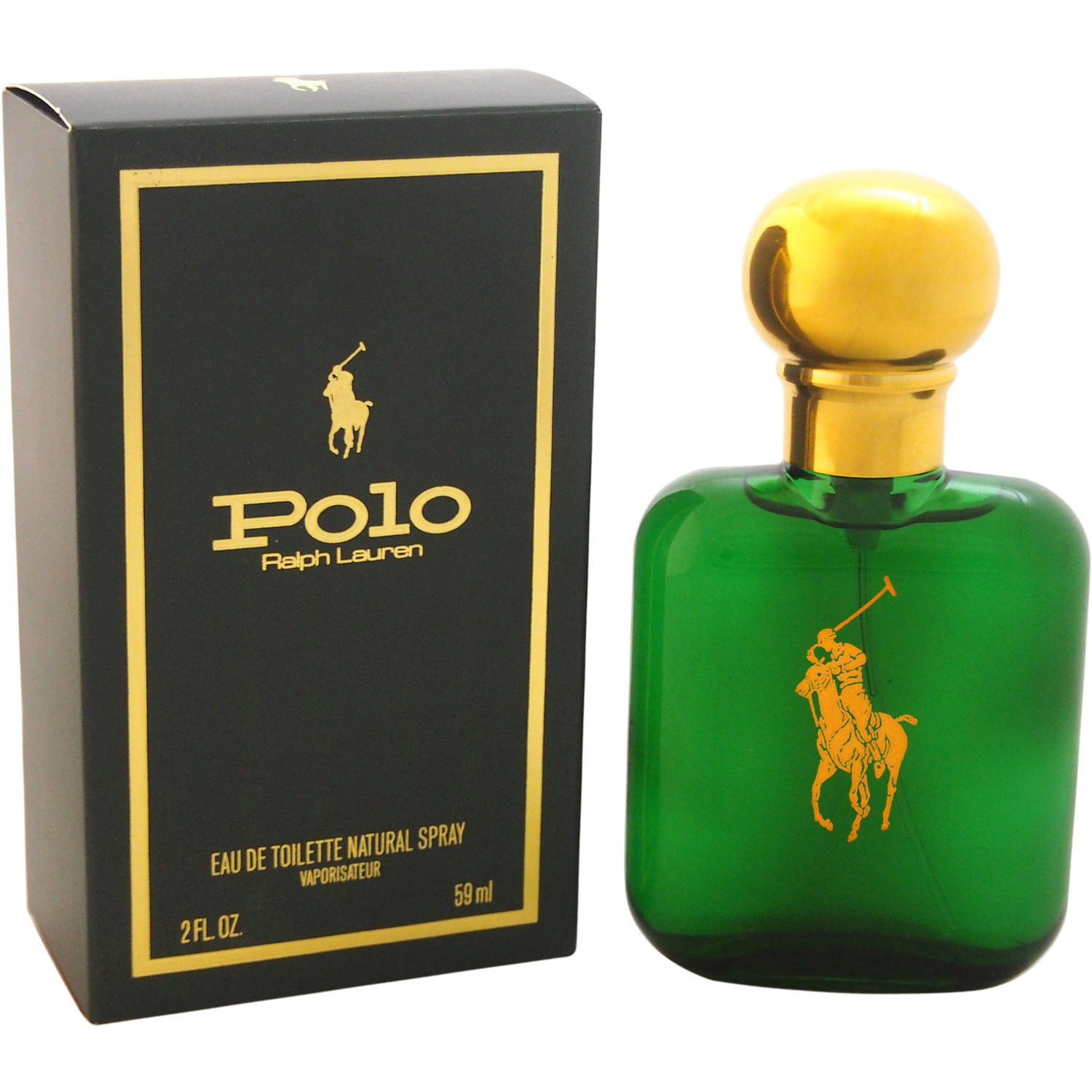 Ralph Lauren Polo EDT Spray, 2 oz