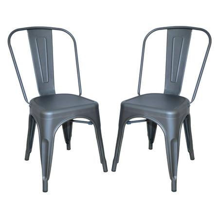 Carolina Chair and Table Viola Metal Dining Chair