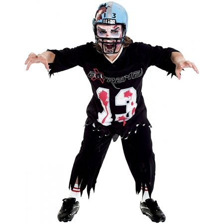 Extreme Players Blitz Child Costume, One Size Fits Most