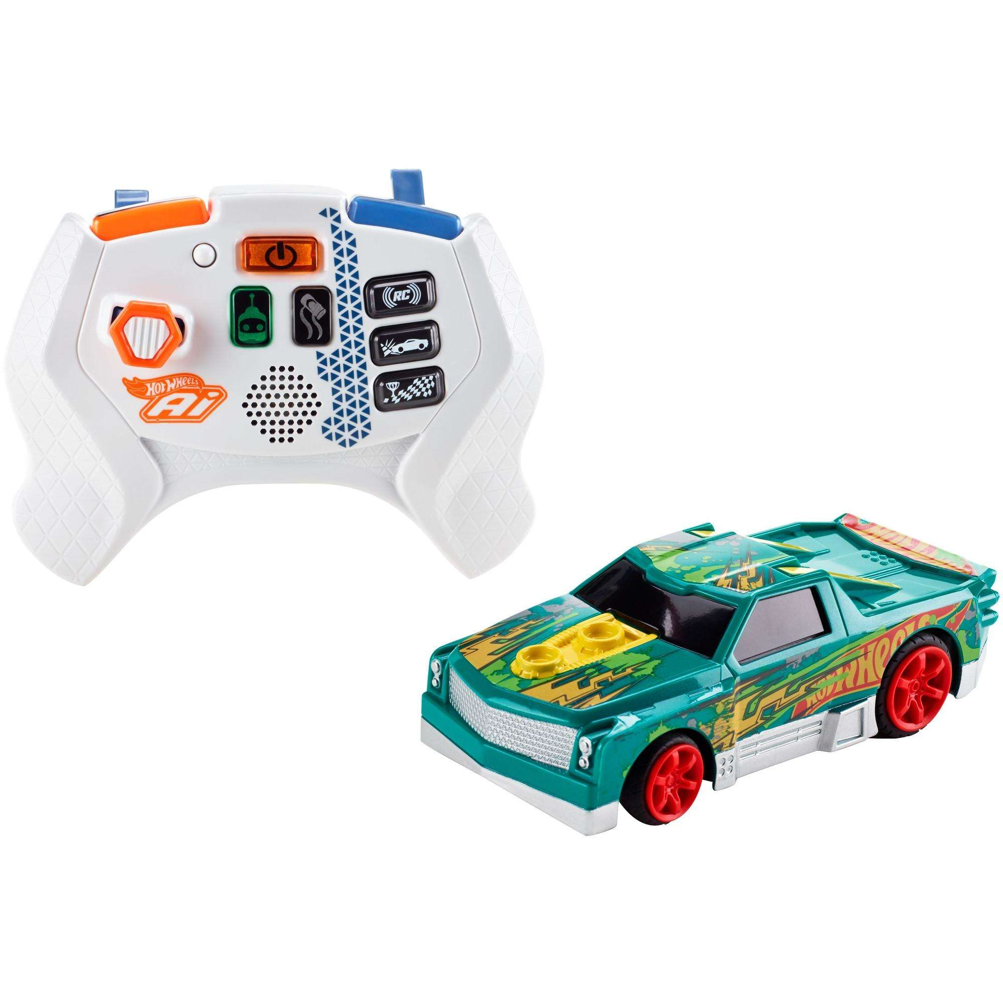 Hot Wheels Ai Turbo Diesel Vehicle + Controller by Mattel