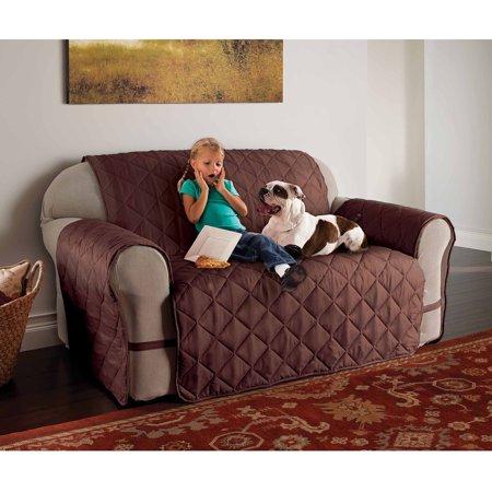 Innovative textile solutions microfiber ultimate sofa furniture protector ()