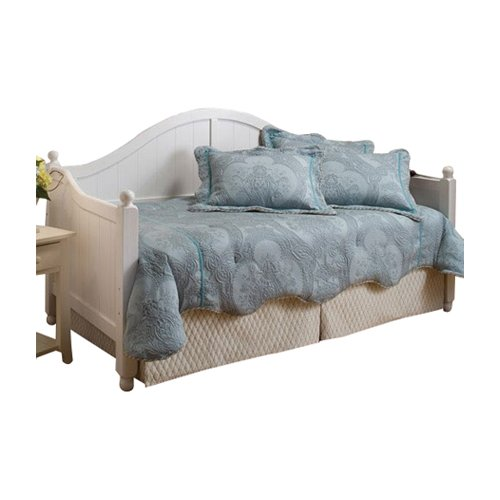 Hillsdale Furniture Augusta Day Bed in White by