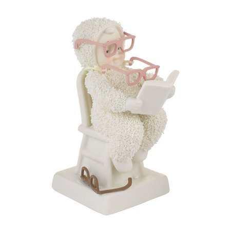 Department 56 Department 56 Classics Where Are My Glasses? Figurine, 3.94-Inch