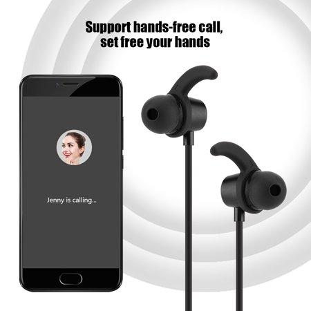 Ejoyous 4 1 Version Wireless Bluetooth In Ear Stereo Sport Hands Free Headset Headphone Bluetooth Earphone In Ear Headphone Walmart Canada