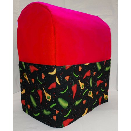 Canvas Hot Peppers Cover Compatible with Kitchenaid Stand Mixer (Red, Artisan Mini 3.5-Quart Tilt-Head Stand Mixer) - image 1 of 1