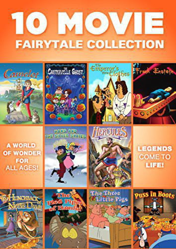 10 Movie Fairytale Collection by MAR VISTA