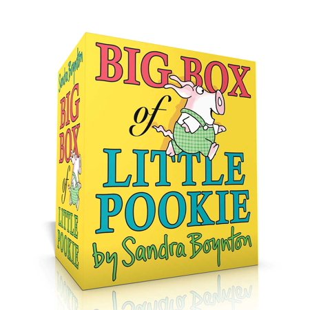 Big Box of Little Pookie (Board Book) - Little Big Planet Jeff The Killer