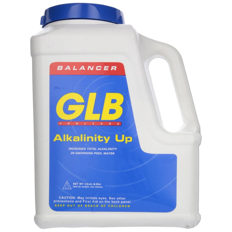 GLB Alkalinity Increaser, 15 lb.