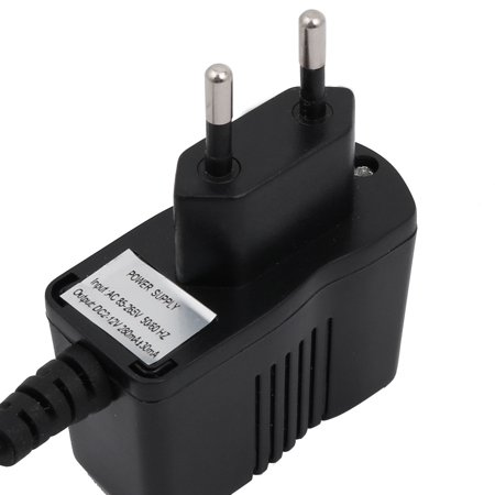 EU Plug 10W 30 Degree Beam Angle 50cm Arm Neutral Color LED Clip Desk Lamp Black - image 2 de 5