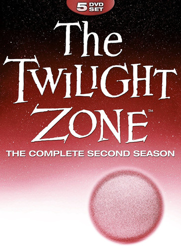 The Twilight Zone: Season 2 (DVD) by Paramount