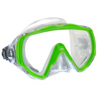 U.S. Divers Snorkel & Mask Combo, Youth, Green