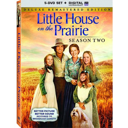 Little House On The Prairie Collectors Edition  Season Two  Dvd   Digital Copy   Full Frame