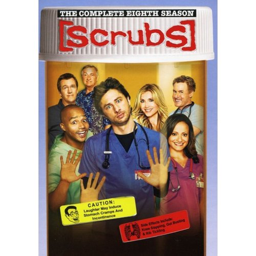 Scrubs: The Complete Eighth Season (Full Frame)