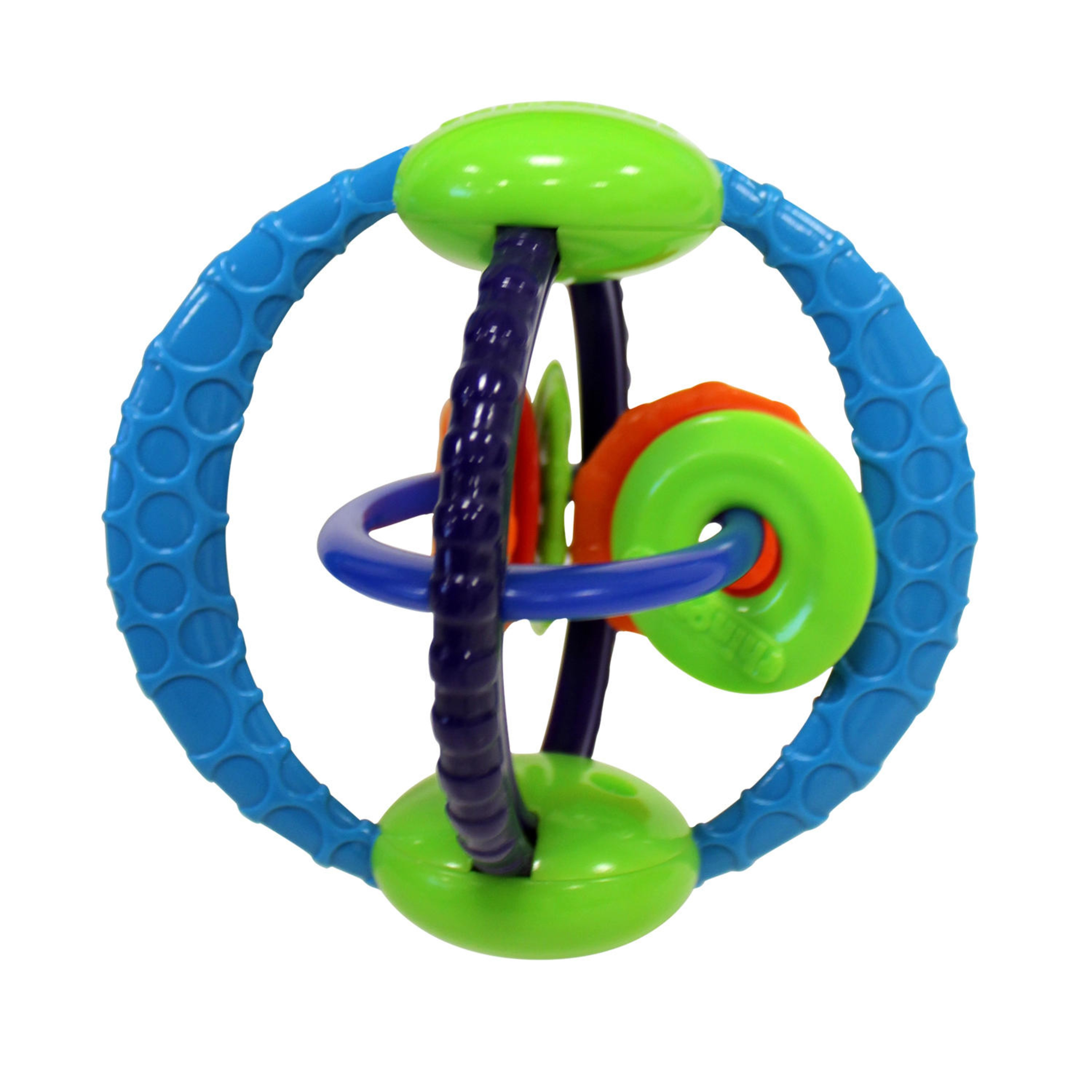 Oball Twist O Round Teething Toy