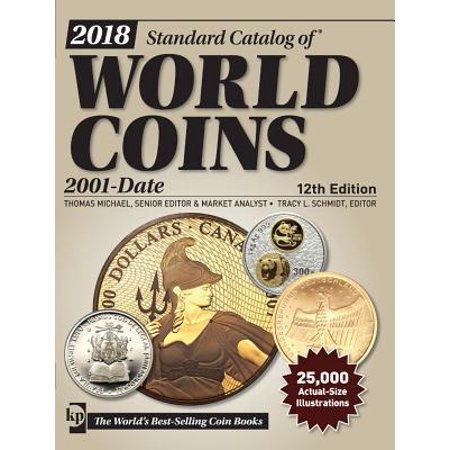 2018 Standard Catalog of World Coins, 2001-Date ()