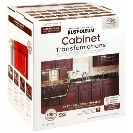 Rust-Oleum Cabinet Transformations Cabinet Coating
