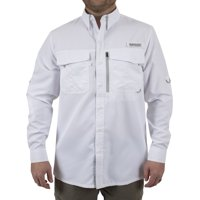 Men's Realtree Long Sleeve Fishing Guide Shirt