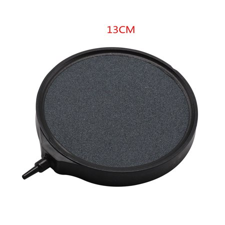 Bubble Disk Air Stone Aerator for Aquarium Fish Tank Pond Oxygen Pump ()