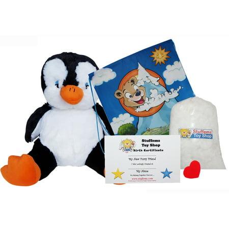 Penguins Stuffed Animals (Make Your Own Stuffed Animal 16