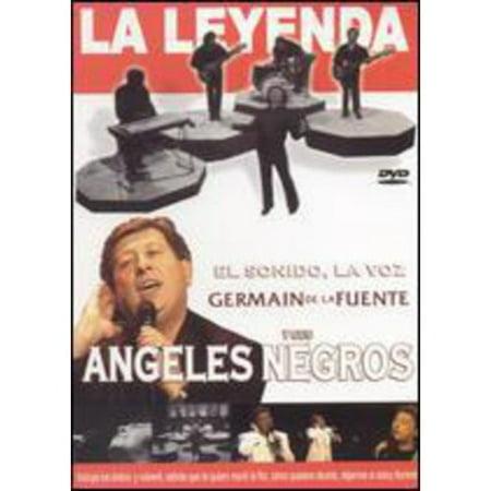 Germain De La Fuente Y Sus Angeles Negros: El Sonido, La Voz (Spanish)