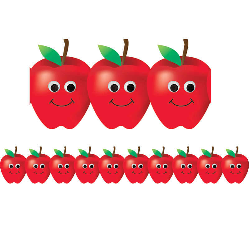 HAPPY APPLES BORDER