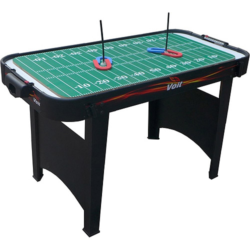 "Voit 48"" 14-in-1 Combo Table Game, Air Hockey, Football, Basketball, Darts"