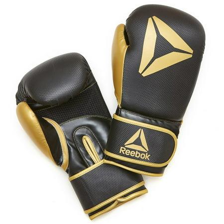 Reebok Boxing Gloves - Gold/Black - Blow Up Boxing Gloves