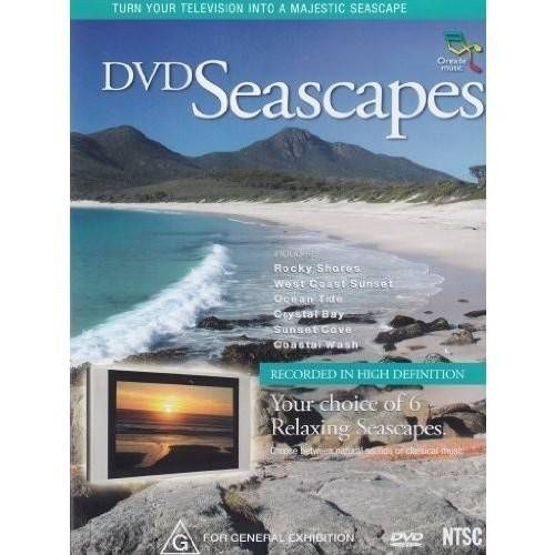 Seascapes DVD by S&S