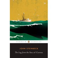 The log from the sea of cortez - paperback: 9780140187441