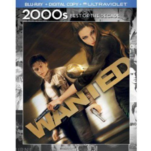 Wanted (Blu-ray + Digital HD)
